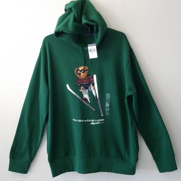 4addfe02 Polo by Ralph Lauren Shirts | Size Xxl Polo Ralph Lauren Bear Skiing ...